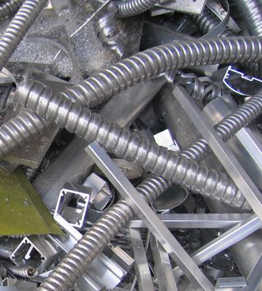 Aluminium recycling at Davis Trading